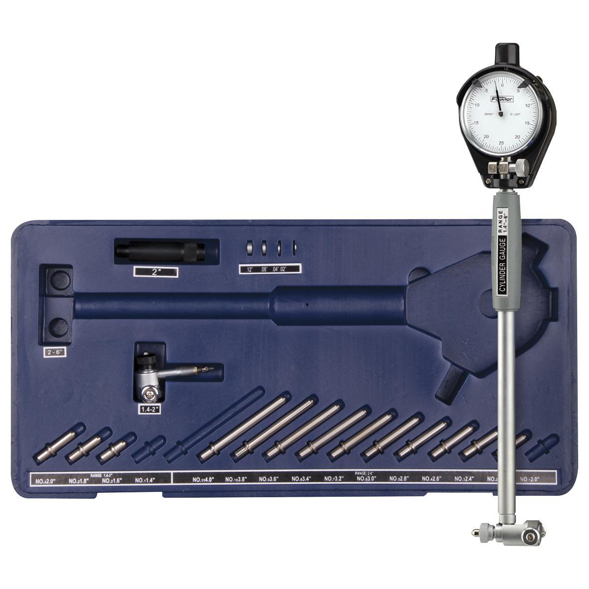 Fowler High Precision 72-483-777 4 Piece Deburring Cutter Set